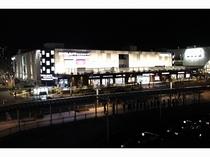 コクーン3夜景