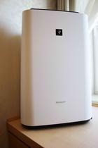 空気清浄器(加湿機能付き)