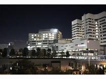 さいたま日赤・県立小児医療センター・ホテル