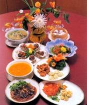 リトル上海でのお食事の一例