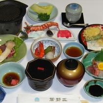 7700円プラン お食事例