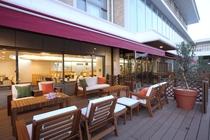 ガーデンレストラン『ブルーミア』
