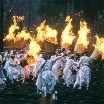 ■那智の火祭り■