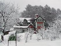 冬のペンションアウラ
