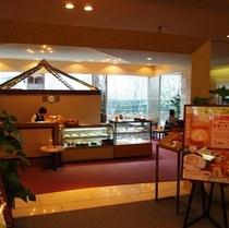 1階喫茶「グランカフェ」