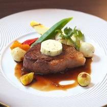 ■テンダーロイン(ヒレ肉)のステーキ