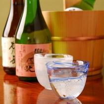 *お料理に合った日本酒もございます♪