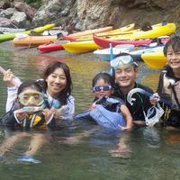 【夏海カヤック★4時間付き】海っていいね♪夏休みカヤックプラン★家族&トモダチと最高の想い出を!