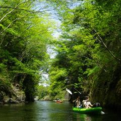 【新緑カヤック★4時間付き】緑青に染まる!若狭湾・リアス式海岸で冒険♪