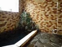 御影石・岩風呂