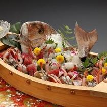 お刺身の舟盛り(イメージ)