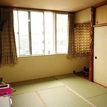 ★和室タイプ★日当たりもバッチリ!※お部屋によって広さは異なります