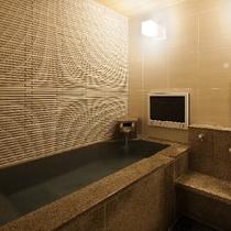 【本館最上階◇特別和洋室】源泉かけ流し風呂付のお部屋「空」♪禁煙