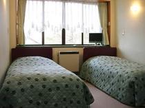 ワンちゃんと泊まれる洋室