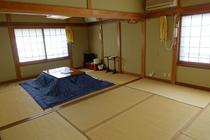 客室(和室12畳)の一例