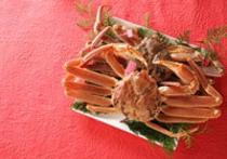 香住の地蟹 松葉蟹