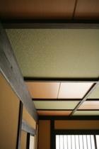 210号室天井
