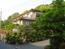 東山のお宿(外観)