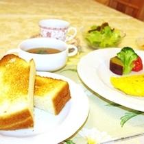 ■朝食アップ