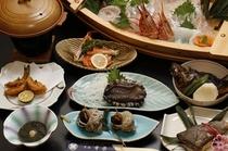 ☆選べるアワビ料理付☆地魚大満足プラン