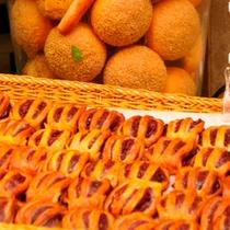 デニッシュパン(朝食)