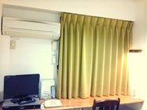 シングル客室②
