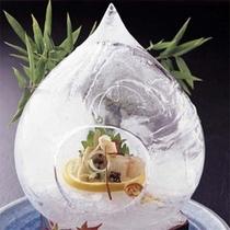 静料理「氷鉢」