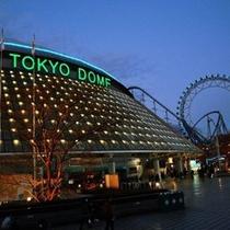 ☆東京ドーム夜景1