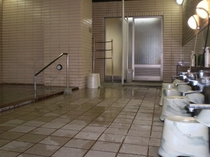 地下大浴場(男性)