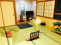 12畳和室【冬~春先】