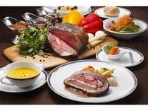 ローストビーフ食べ放題ディナー