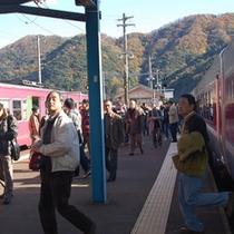 京阪神を中心に、多くのお客様がお見えになります。