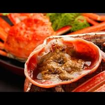 蟹味噌焼き