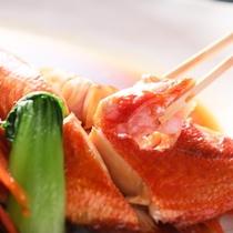【料理】金目鯛