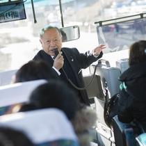 震災を風化させないための「語り部バス」