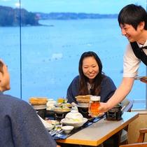 【5階 レストラン「シーサイド」】