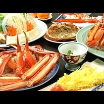 香住蟹フルコース
