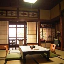 三階海側和室(一例)
