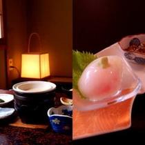 朝食卵・豆腐