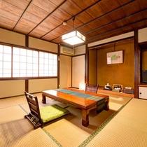 *和室(トイレなし)/畳の香りがほのかに薫るお部屋でのんびりとお寛ぎ下さい。