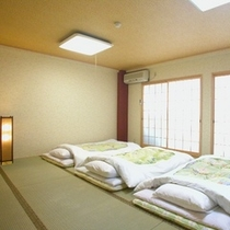 和室15畳 布団