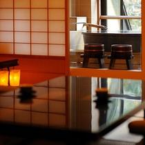 半露天風呂付客室【萌黄】和室10畳+和室4,5畳