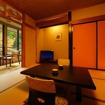 新館桐の花スタンダード和室8畳+広縁