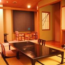 ■和室(10~12畳) 縁側付客室一例①