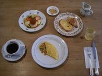 朝食の一例1