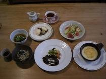 夕食の一例2