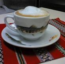 カフェコンレチェ
