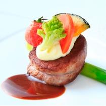 【Dinner】フレンチフルコース/メイン※一例