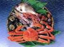 季節の魚・カニ料理