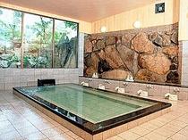 桧の湯(大浴場)